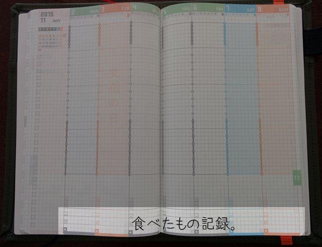ジブン手帳_DIARY