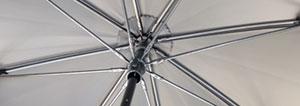 芦屋ロサブランの日傘。