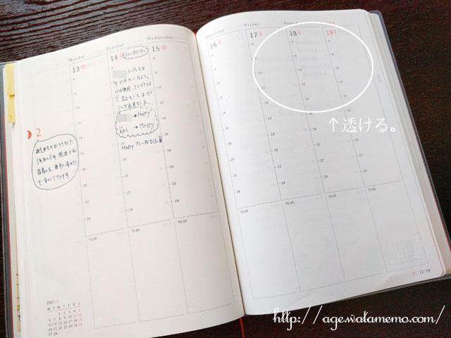 妄想日記_夢をスタートする人の手帳