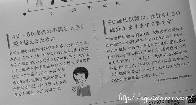 エクオール_小林製薬_発酵大豆イソフラボン