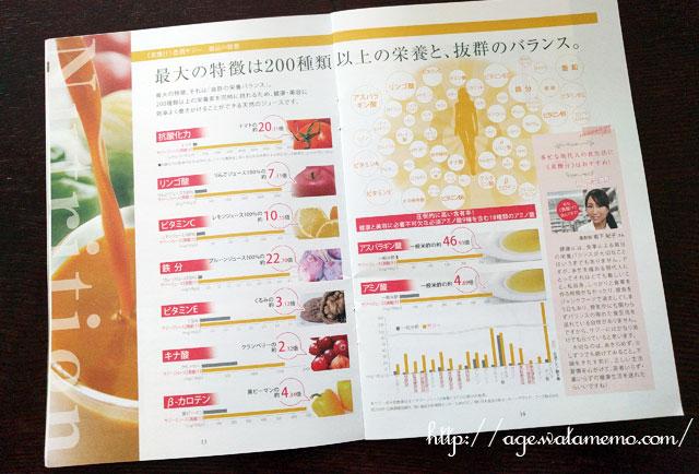 黄酸汁「豊潤サジー(サジージュース) 」