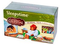 セレッシャル・シーズニング(Celestial Seasonings)のスリーピータイム(Sleepytime)