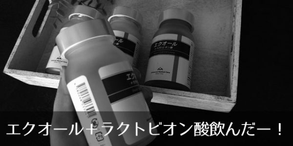 エクオール+ラクトビオン酸_AMC