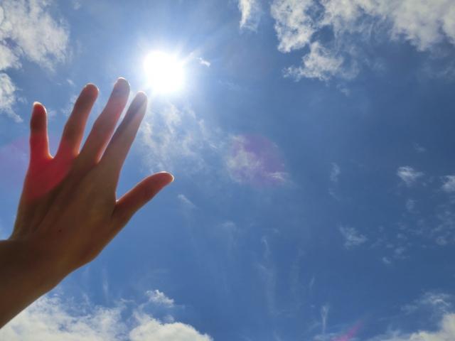 イメージ画像_太陽