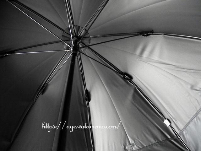 芦屋ロサブランの日傘